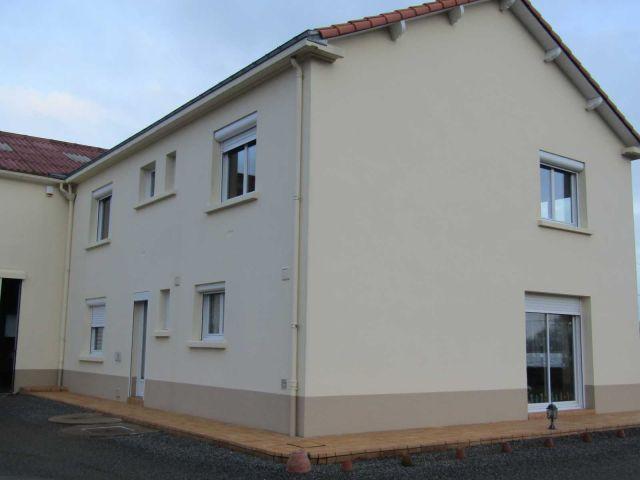 Maison 187m² 4 chambres bureau